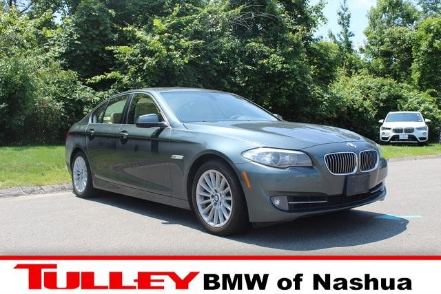 Pre-Owned 2013 BMW 5 Series 4dr Sdn 535i xDrive AWD