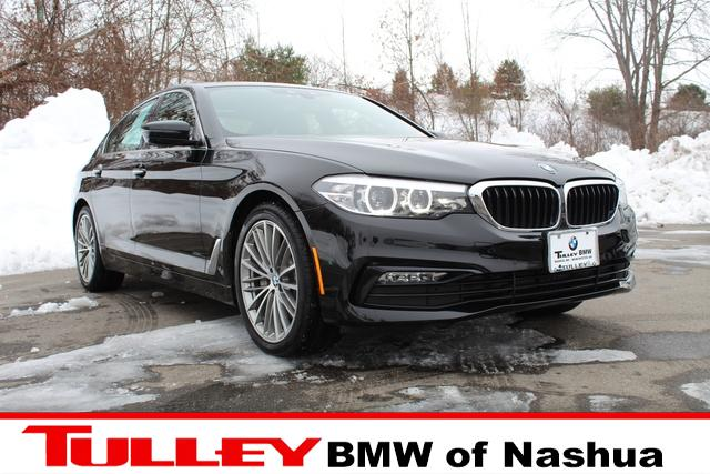 Pre-Owned 2018 BMW 5 Series 530i xDrive Sedan