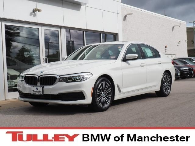 Certified Pre-Owned 2019 BMW 5 Series 530i xDrive Sedan