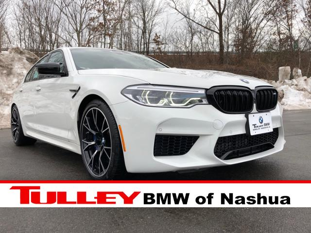 Pre-Owned 2019 BMW M5 Competition Sedan