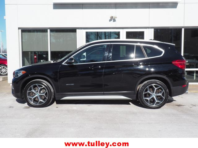 Certified Pre-Owned 2017 BMW X1 sDrive28i Sports Activity Vehicle