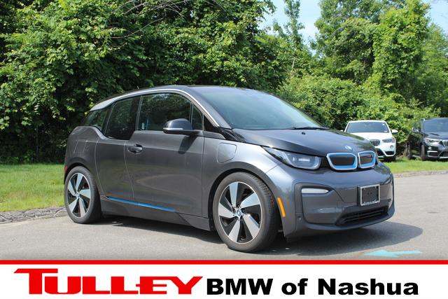 Certified Pre-Owned 2018 BMW i3 94 Ah w/Range Extender