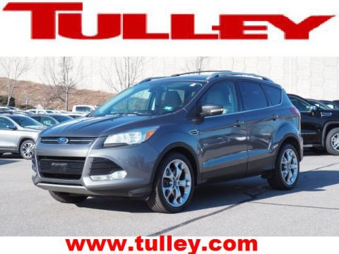 Pre-Owned 2014 Ford Escape 4WD 4dr Titanium