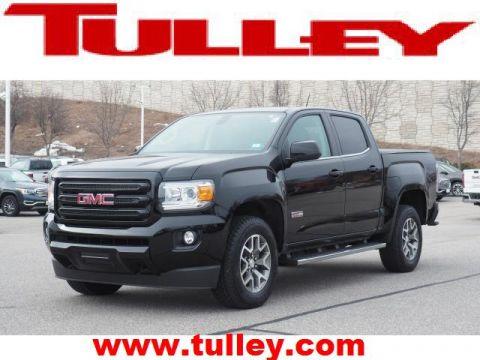 Pre-Owned 2019 GMC Canyon 4WD Crew Cab 128.3 All Terrain w/L