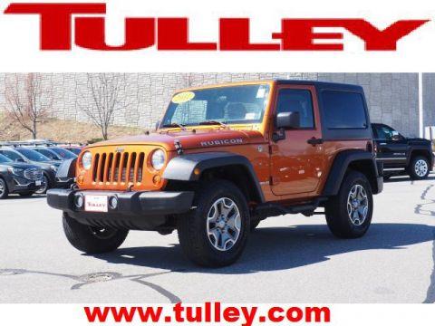 Pre-Owned 2011 Jeep Wrangler 4WD 2dr Rubicon