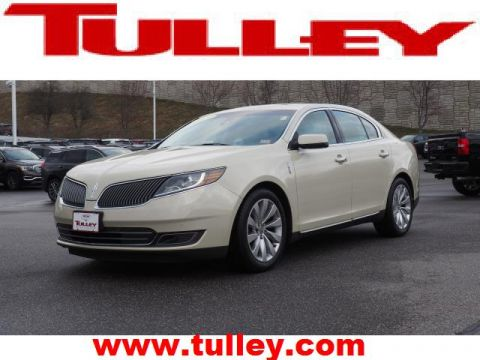 Pre-Owned 2014 Lincoln MKS 4dr Sdn 3.7L AWD