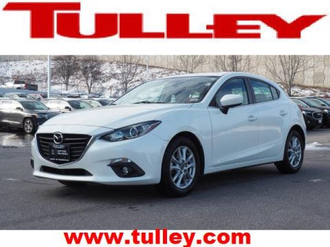 Pre-Owned 2016 Mazda3 5dr HB Auto i Grand Touring