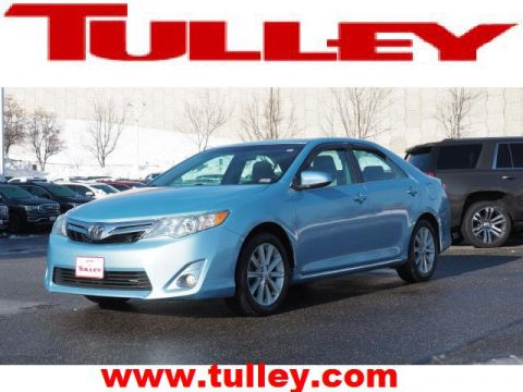 Pre-Owned 2013 Toyota Camry 4dr Sdn I4 Auto XLE