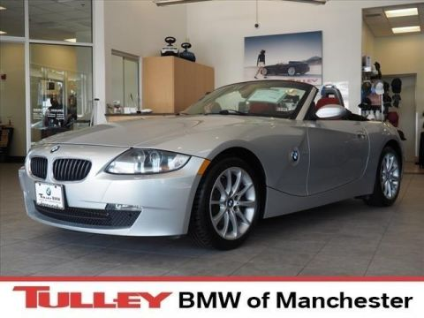 Pre-Owned 2007 BMW Z4 2dr Roadster 3.0i