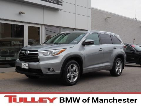 Pre-Owned 2016 Toyota Highlander AWD 4dr V6 Limited Platinum
