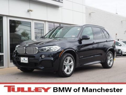 Certified Pre-Owned 2017 BMW X5 xDrive50i Sports Activity Vehicle