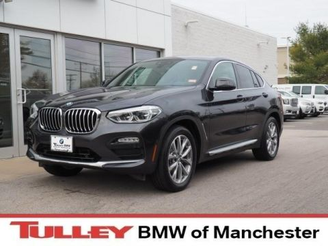 Certified Pre-Owned 2019 BMW X4 xDrive30i Sports Activity Coupe