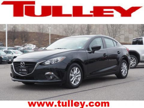 Pre-Owned 2016 Mazda3 4dr Sdn Man i Touring