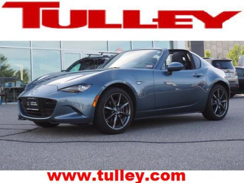 Pre-Owned 2017 Mazda MX-5 Miata RF Grand Touring Manual