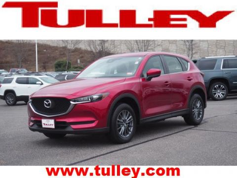 Pre-Owned 2017 Mazda CX-5 Sport AWD