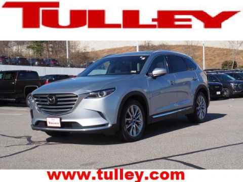 Pre-Owned 2016 Mazda CX-9 AWD 4dr Signature