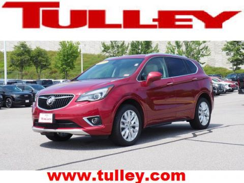 Pre-Owned 2019 Buick Envision AWD 4dr Premium
