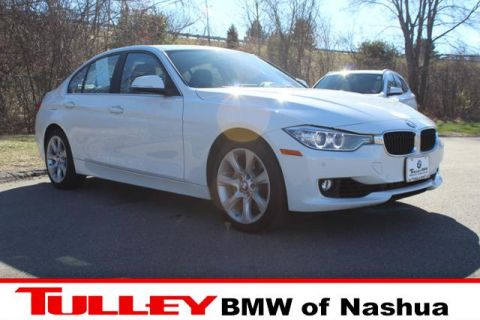 Certified Pre-Owned 2015 BMW 3 Series 4dr Sdn 335i xDrive AWD