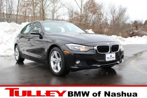 Pre-Owned 2012 BMW 3 Series 4dr Sdn 328i RWD SULEV