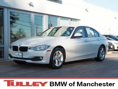Pre-Owned 2014 BMW 3 Series 4dr Sdn 320i xDrive AWD