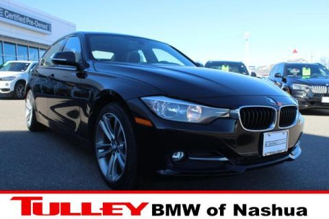 Pre-Owned 2014 BMW 3 Series 4dr Sdn 328d xDrive AWD