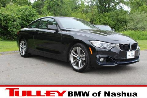 Pre-Owned 2015 BMW 4 Series 2dr Cpe 428i xDrive AWD SULEV
