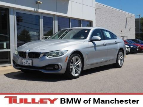 Certified Pre-Owned 2015 BMW 4 Series 4dr Sdn 428i xDrive AWD Gran Coupe