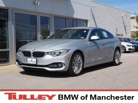Certified Pre-Owned 2016 BMW 4 Series 4dr Sdn 435i xDrive AWD Gran Coupe