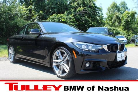 Pre-Owned 2018 BMW 4 Series 440i xDrive Coupe