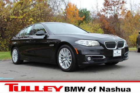 Pre-Owned 2014 BMW 5 Series 4dr Sdn 528i xDrive AWD