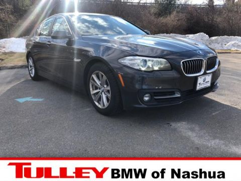 Pre-Owned 2016 BMW 5 Series 4dr Sdn 528i xDrive AWD