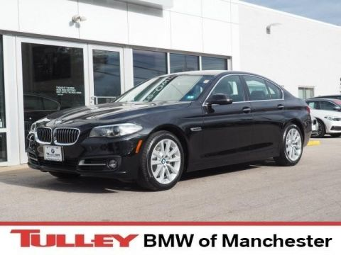 Certified Pre-Owned 2016 BMW 5 Series 4dr Sdn 535i xDrive AWD