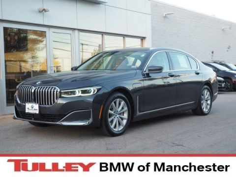 Pre-Owned 2020 BMW 7 Series 745e xDrive iPerformance Plug-In Hy