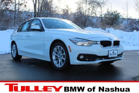 Certified Pre-Owned 2017 BMW 3 Series 320i xDrive Sedan