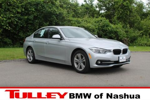 Pre-Owned 2018 BMW 3 Series 328d xDrive Sedan