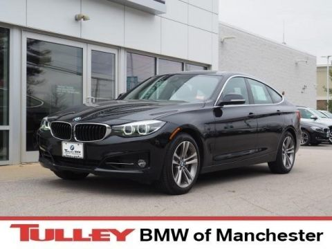 Certified Pre-Owned 2018 BMW 3 Series 340i xDrive Gran Turismo