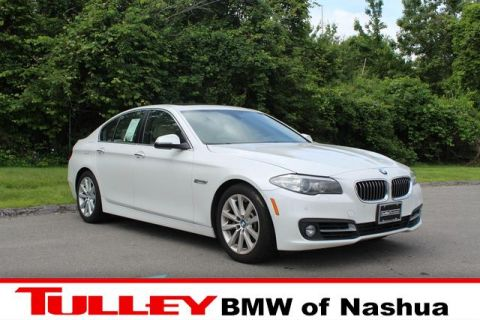 Certified Pre-Owned 2016 BMW 5 Series 4dr Sdn 535d xDrive AWD