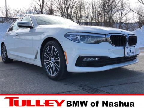 Certified Pre-Owned 2018 BMW 5 Series 530e xDrive iPerformance Plug-In Hy