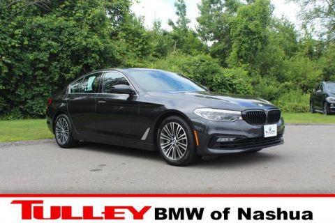 Pre-Owned 2017 BMW 5 Series 540i xDrive Sedan