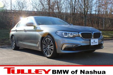Pre-Owned 2018 BMW 5 Series 540i xDrive Sedan