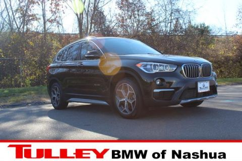 Certified Pre-Owned 2017 BMW X1 xDrive28i Sports Activity Vehicle